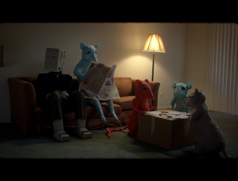 I'm Here - Kurzfilm von Spike Jonze
