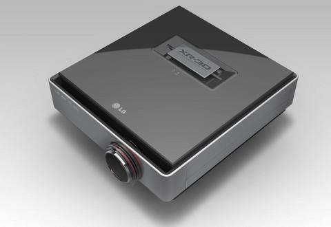 Full-HD-3D-Projektor CF3D von LG Electronics