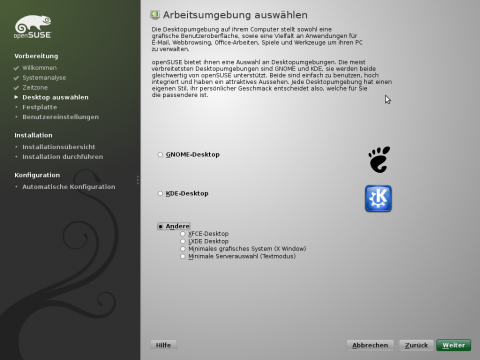 Opensuse 11.3 M4