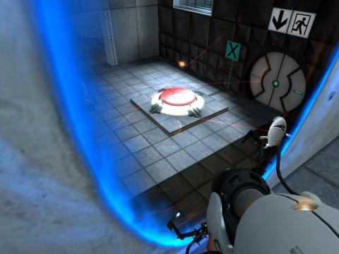 Portal 1 von Valve Software erschien 2007