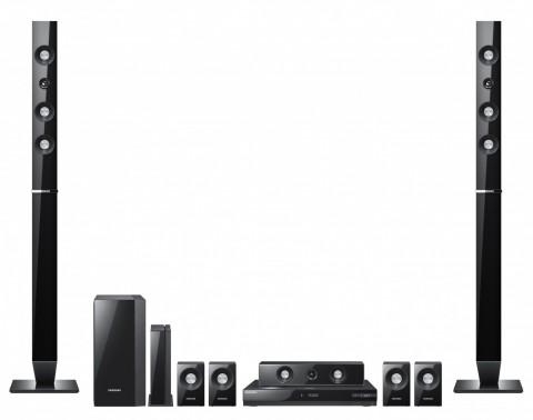 Samsungs 3D-Blu-ray-Heimkinosystem HT-C6930W