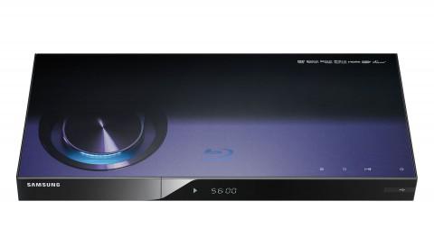 Samsungs 3D-Blu-ray-Player BD-C6900