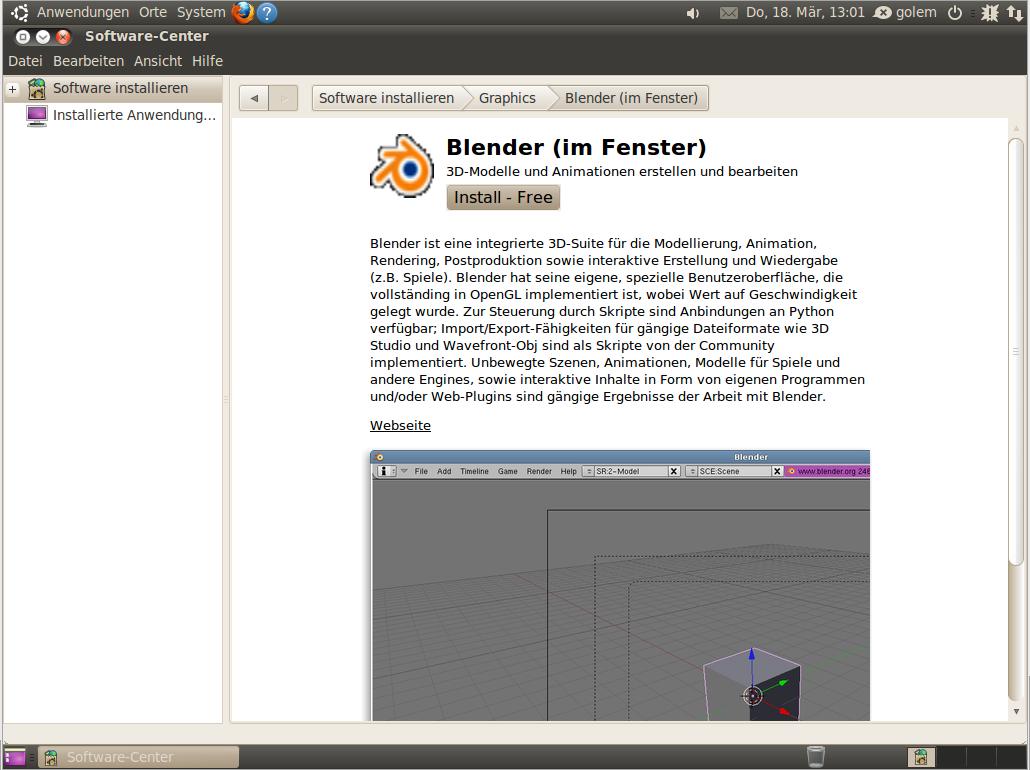 Ubuntu Lucid Lynx als Beta 2 veröffentlicht -