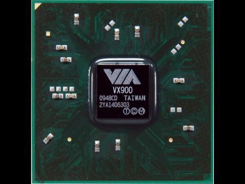VIA VX900 - Ein-Chip-Chipsatz bringt VIA-CPUs Full-HD-Videowiedergabe bei