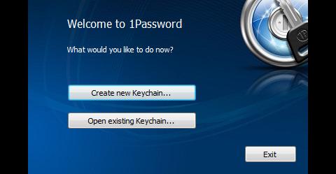 1Password Windows