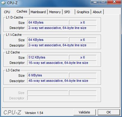 Test: Phenom II X6 1090T - AMD holt mit 6-Kerner auf - Cache-Daten
