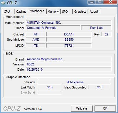 Test: Phenom II X6 1090T - AMD holt mit 6-Kerner auf - Board-Daten
