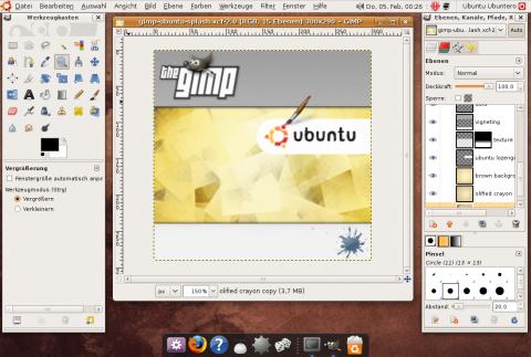Global Menu - nur der Ausgangspunkt für Ubuntus neues Netbook-UI