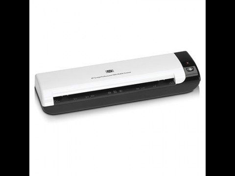 HP Scanjet Professional 1000