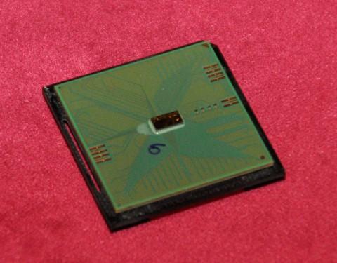 Palisades, ein kleiner RISC-Prozessor mit Fehlerkorrektur