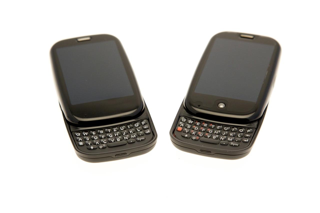 Test: Pre Plus ist das bessere, aber teurere Pre-Smartphone - Pre Plus vs. Pre