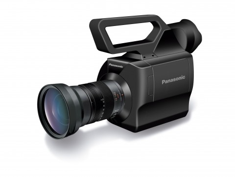 Panasonic AG-AF100 (Illustration)