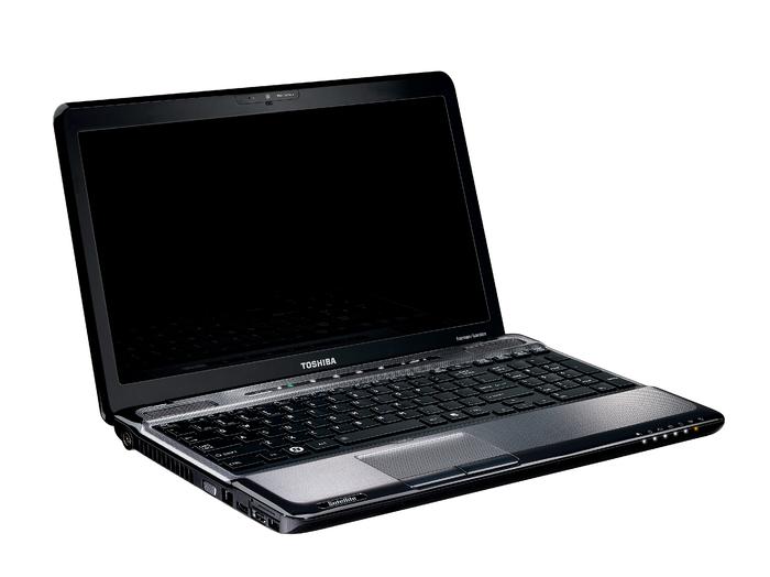 Toshiba: Fernseher mögen Windows 7 und Notebooks streamen - Satellite A660