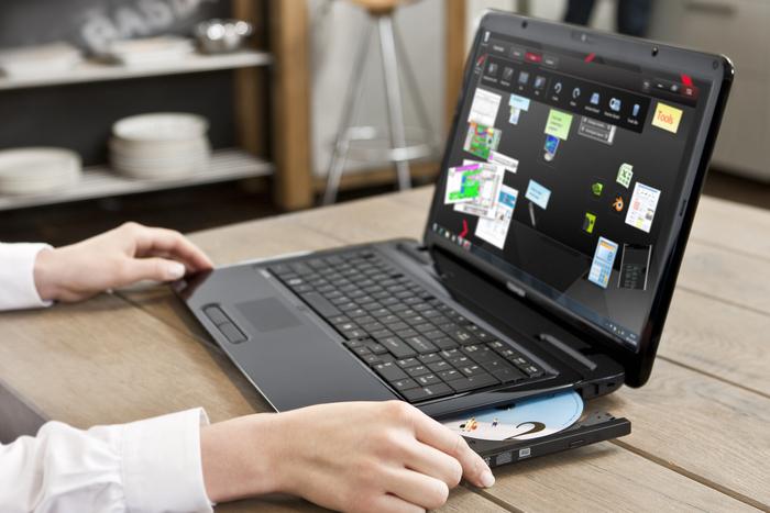 Toshiba: Fernseher mögen Windows 7 und Notebooks streamen - Satellite L670