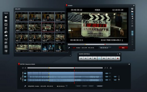 Editshares Video-Editing-Software Lightworks