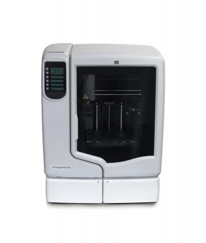Der 3D-Drucker von HP (Foto: HP)