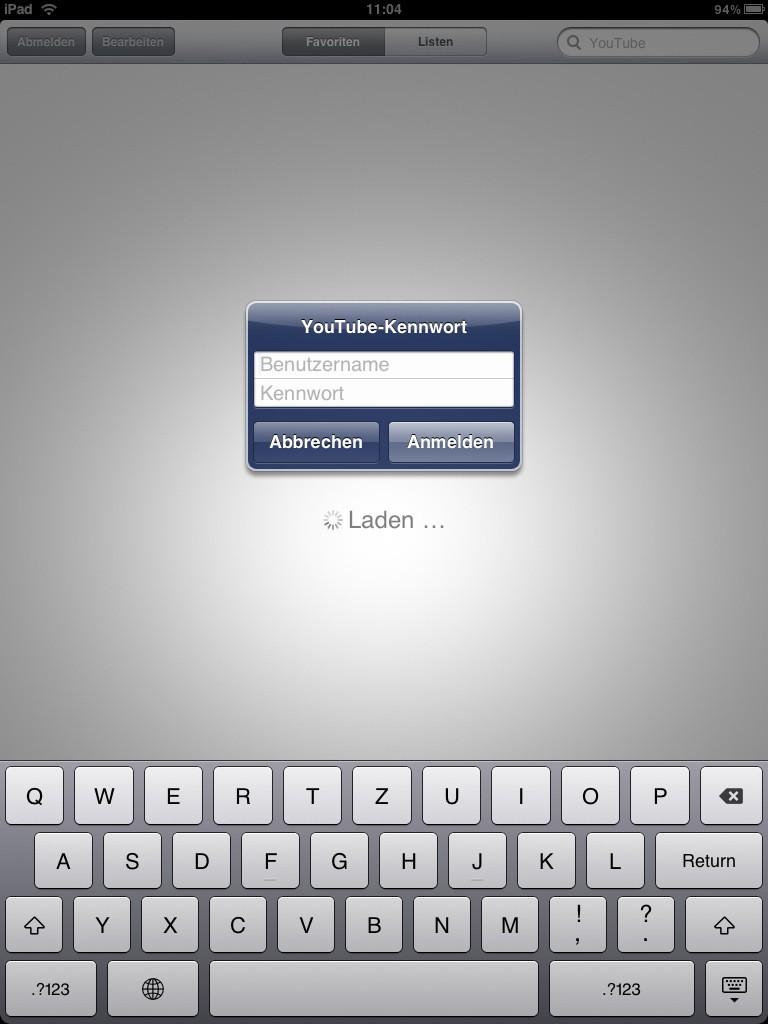 Test: iPad - beeindruckend, aber nicht magisch - Die Tabtaste fehlt.