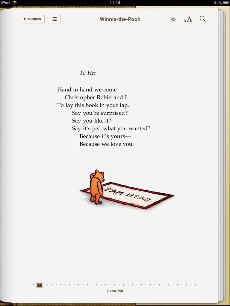 Test: iPad - beeindruckend, aber nicht magisch - iBooks