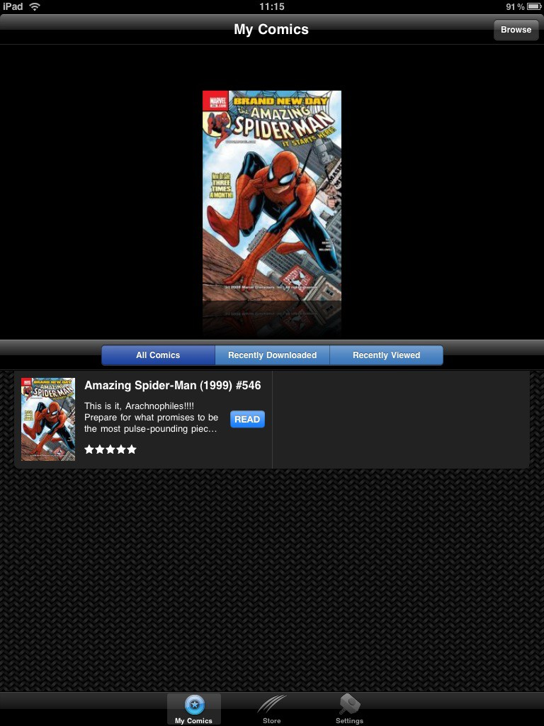 Test: iPad - beeindruckend, aber nicht magisch - Marvel