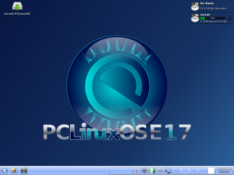PCLinuxOS 2010