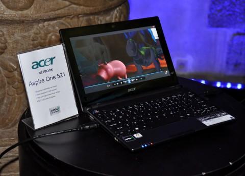 Das erste AMD-Netbook