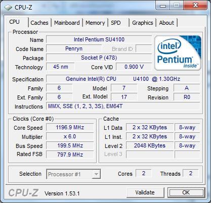 Aspire 1825PTZ im Test: Acers Einstiegstablet mit wegdrehbarer Tastatur - Intels SU4100