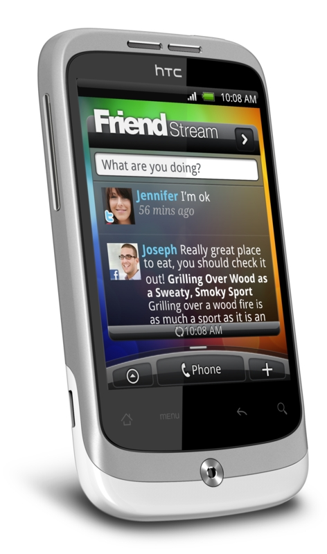 Htc wildfire: android 2.2 ist da - htc wildfire