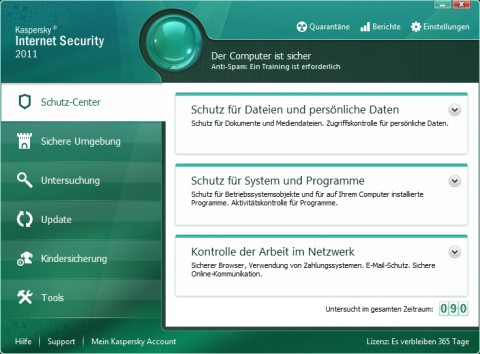 Kaspersky Lab Internet Security 2011