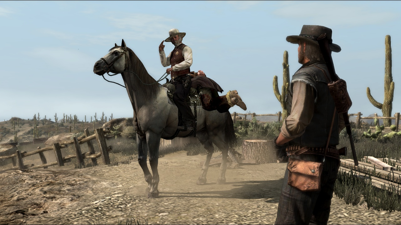 Spieletest: Red Dead Redemption - GTA im Wilden Westen - Red Dead Redemption