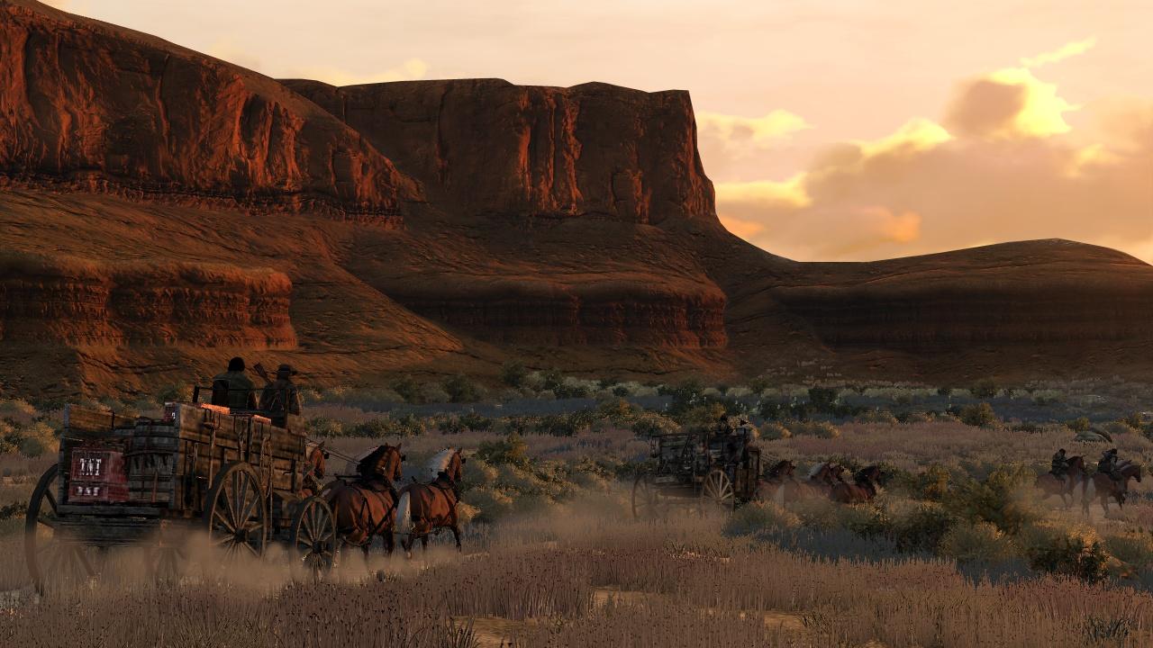 Spieletest: Red Dead Redemption - GTA im Wilden Westen - Red Dead Redemption