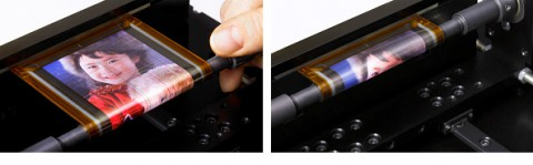 Flexibles OLED von Sony