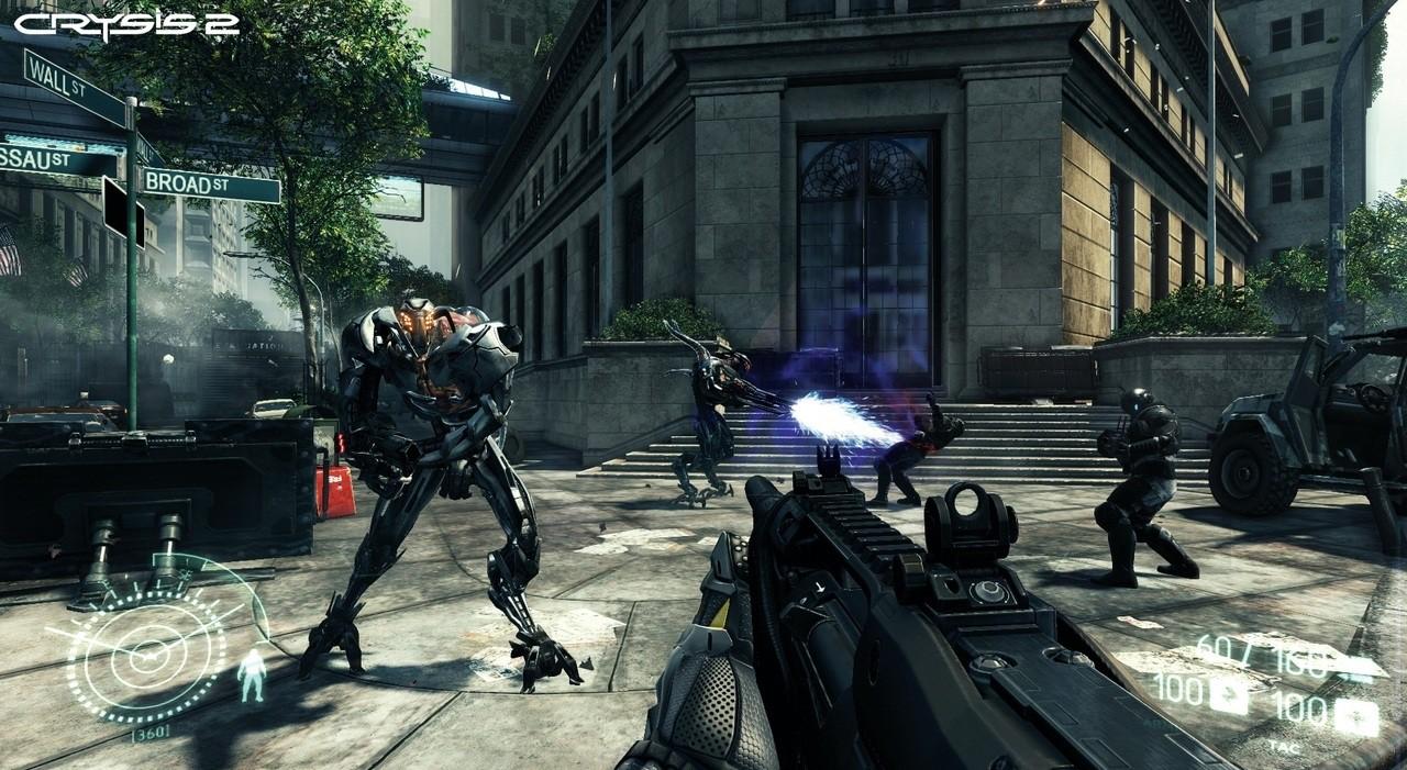 Crysis 2: Neue Screenshots aus dem umkämpften New York - Crysis 2 - Screenshot vom Mai 2010