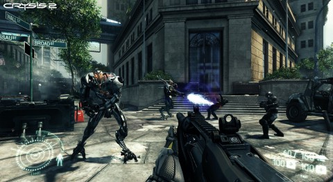 Crysis 2 - Screenshot vom Mai 2010