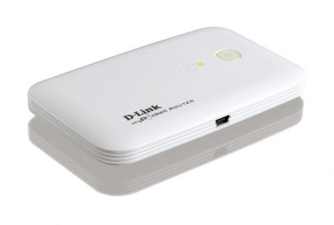 D-Link Mypocket Router DIR-457