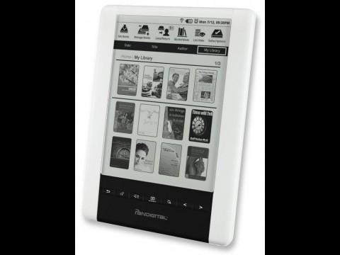 Novel Personal eReader von Pandigital (Foto: Pandigital)