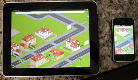 Aves Engine auf iPad und iPhone