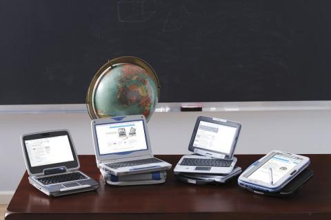 Vier Classmates