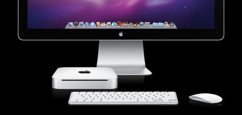 Der neue Mac Mini ist flacher als sein Vorgänger.