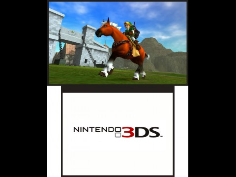 Zelda: Ocarina of Time 3DS
