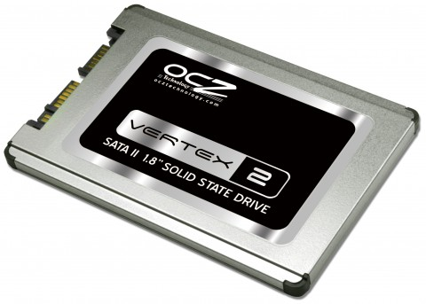 OCZ Vertex 2 im 1,8-Zoll-Format