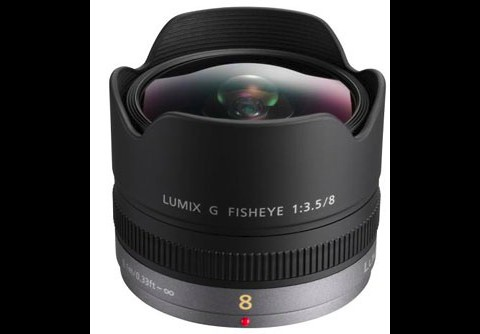 Lumix G-Fisheye 3,5/8mm