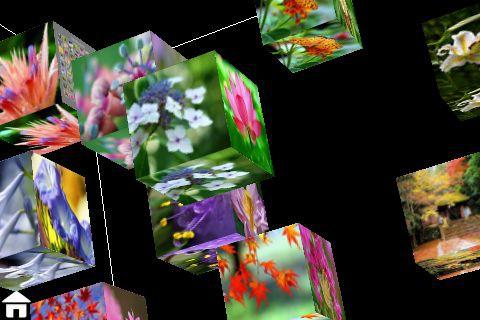 See-View - 3D-Ansicht der Bilder