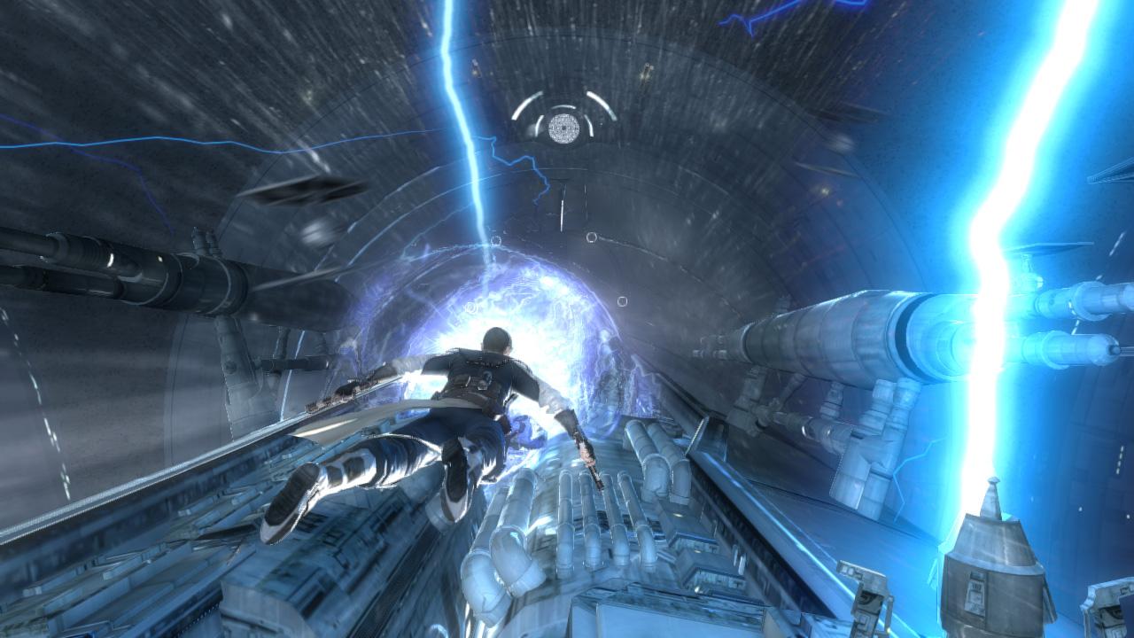 Spieletest Star Wars - Force Unleashed 2: Entfesselte Mittelmäßigkeit - Star Wars: The Force Unleashed 2