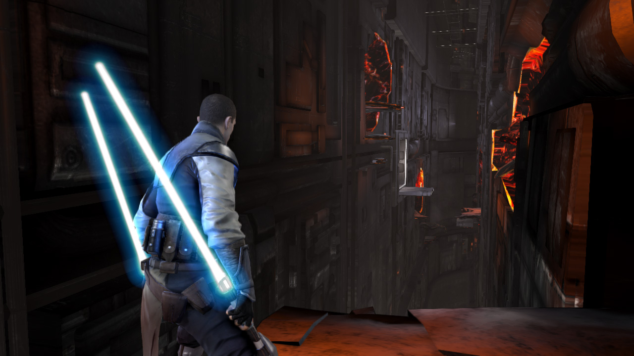 Spieletest Star Wars - Force Unleashed 2: Entfesselte Mittelmäßigkeit - Star Wars: The Force Unleashed 2