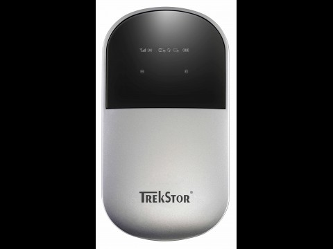 Trekstor Portable WLAN Hotspot (Huawei E5830)