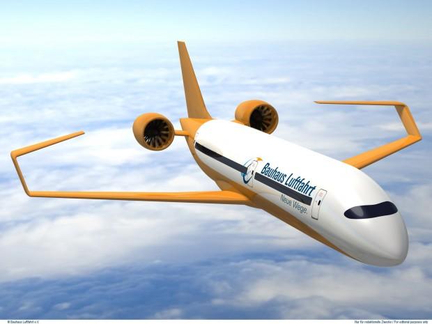 Der Ce-Liner ist das Konzept für ein Regionalflugzeug mit Elektroantrieb. (Bild: Bauhaus Luftfahrt)