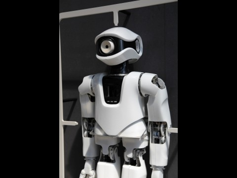Der Forschungsroboter Myon - mit ... (Foto: csd)