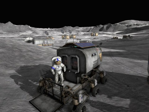 Moonbase Alpha: Nasa-Lernspiel mit Unreal-Engine 3 - Golem.de