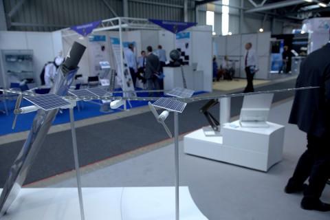 Solitair ist ein unbemanntes Solarflugzeug. (Foto: wp)