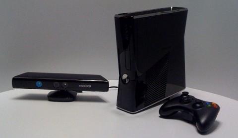 Kinect, neue Xbox 360